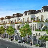 Cắt lỗ biệt thự Vinhomes Riverside Hoa Sữa (khu VIP) 260m2 xây 3 tầng, có sông sau nhà