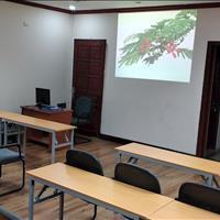 Cho thuê phòng học giá 100 ngàn/một giờ tại Hà Nội