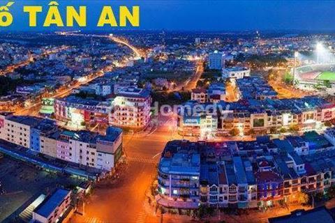 Đất nền khu đô thị mới trung tâm thành phố Tân An