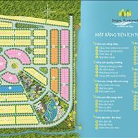 Đầu tư đất nền sổ đỏ trung tâm hành chính Cần Giuộc, quốc lộ 50, Long An