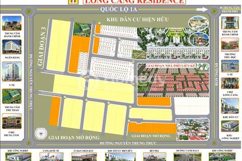 Mở bán giai đoạn đầu dự án đát nền Long Cang Residence.