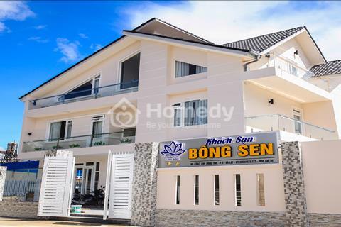 Khách sạn Bông Sen, thương hiệu 7 năm, xây lại mới