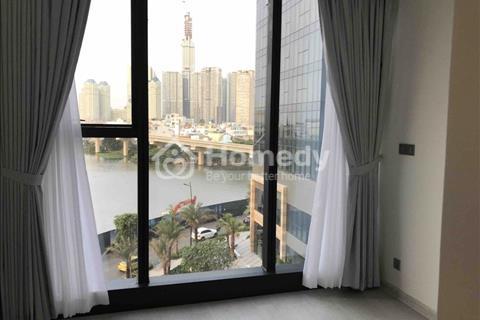 Vinhomes Ba Son - cần cho thuê Officetel có 2 phòng ngủ, 1400 USD/tháng, view sông, nội thất cơ bản