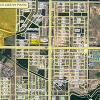 Đất đô thị tại khu công nghiệp liền kề khu hành chính Bến Cát