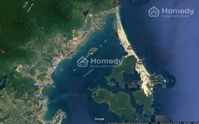 Cơ hội vàng, đầu tư ngay đất Vạn Ninh, Bắc Vân Phong, chỉ từ 2.8 triệu/m2