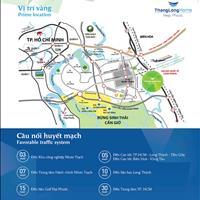 Kẹt tiền bán gấp nhà phố ngay khu công nghiệp Nhơn Trạch cách sân bay Long Thành 10 phút