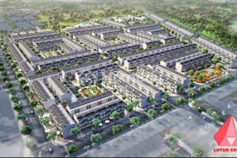 Siêu dự án Lotus Center mặt tiền quốc lộ 50 đầu tư sinh lời khủng