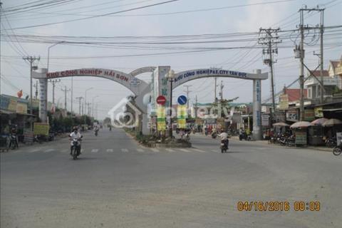Đất nền sổ hồng riêng ngay trung tâm khu công nghiệp Hải Sơn, Tân Đô, Thị trấn Đức Hòa