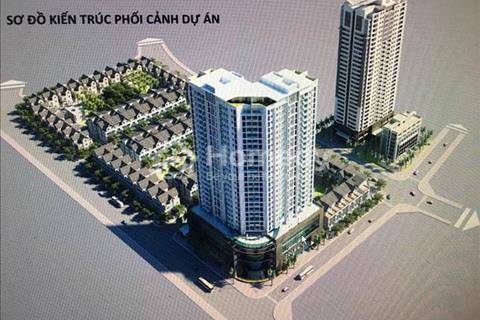 Bán gấp căn 74m2 giá 18,5 triệu/m2, bao phí, dự án B32 Đại Mỗ