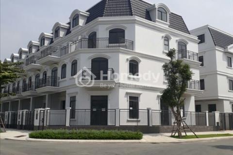 Biệt thự liền kề khu dân cư đường 10, thị trấn Bến Lức, tỉnh Long An, mặt tiền quốc lộ 1A