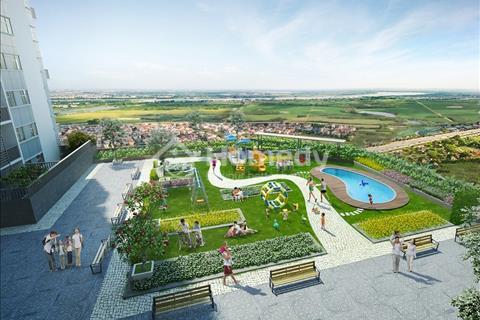 Bán lỗ chung cư 3 phòng ngủ The Two - Gamuda Gardens, 2,2 tỷ bao phí