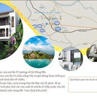 Biệt thự nghỉ dưỡng kiểu mẫu - Tonkin Village Ba Vì