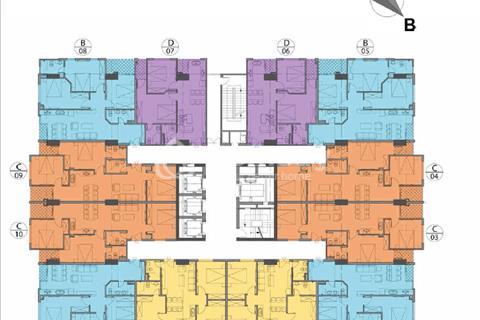 Chính chủ bán gấp căn hộ 2 phòng ngủ - 2 nhà vệ sinh chung cư Startup Tower 1,5 tỷ
