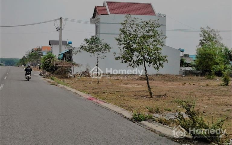 Bán đất mặt tiền ngay khu công nghiệp Cầu Tràm để kinh doanh, buôn bán