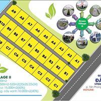 Mở bán đất nền biệt thự The Green Village 2 - Không gian xanh cho cuộc sống xanh