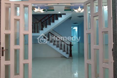 Bán gấp nhà mới xây để ở 1 lầu thật trong khu công nghiệp Tân Kim mở rộng