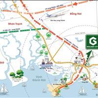 Dự án Golden City, gần trung tâm thương mại Bà Rịa - Vũng Tàu, giá từ 6.9 triệu/m2, sổ đỏ riêng