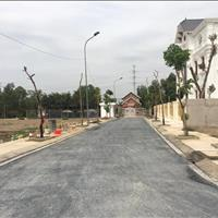Đất mặt tiền 40m, Phạm Hùng nối dài nền nhà phố khu dân cư T30, giá 1,2 tỷ 100m2, sổ hồng riêng