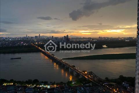Gia đình cần bán căn hộ 3 phòng ngủ, dự án Mipec Riverside Long Biên thuận tiện để ở và cho thuê