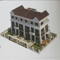 Biệt thự song lập khu đô thị Starlake Tây Hồ, diện tích 222m2, 3 tầng, 3 mặt thoáng, siêu Vip