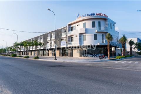 Shophouse đa dạng phân khúc thị trường Đà Nẵng, chỉ từ 3,9 tỷ/căn, 3 tầng, đường 34m