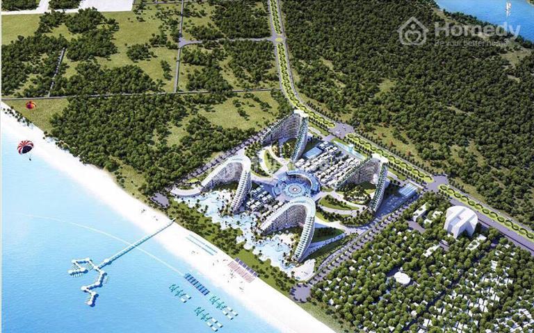 Dự án căn hộ nghỉ dưỡng Arena Cam Ranh - Khánh Hòa