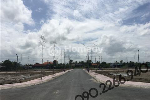 Chuyển nhượng đất nền mặt tiền quốc lộ 50 - giáp Bình Chánh