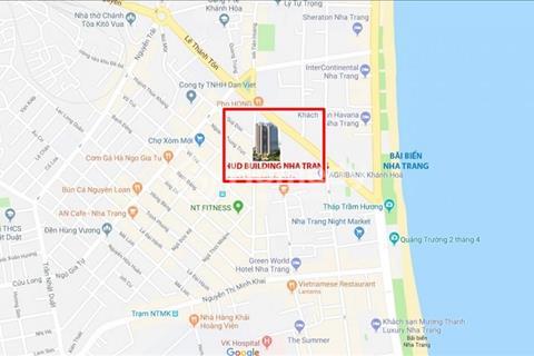 Bán căn chung cư HUD - Tô Hiến Hành Nha Trang, 59.2m2, giá rẻ, trả chậm