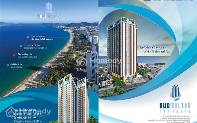 Bán căn hộ Hud Building Nha Trang- Lựa chọn số một để ở và đầu tư