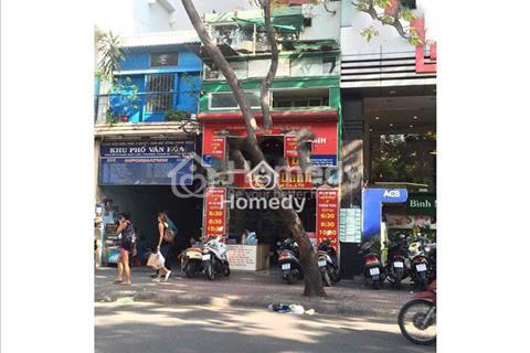 Cho thuê nhà mặt tiền Phạm Ngũ Lão, Quận 1, 4.2mx7m, 1 lầu