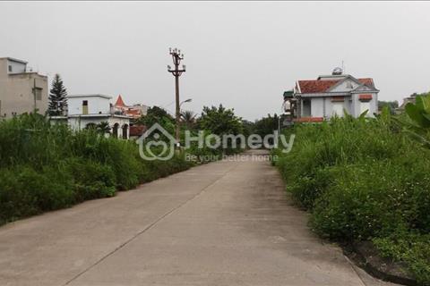 Chính chủ bán đất ô góc 60m gần trạm y tế phường Hà Tu