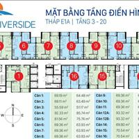 Tôi chính chủ cần tiền bán gấp 2 căn hộ Sunrise Riverside, khu biệt thự Trần Thái, Nhà Bè