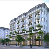 Nhận đặt chỗ đầu tư lô shophouse ngã ba mặt phố lớn 40m