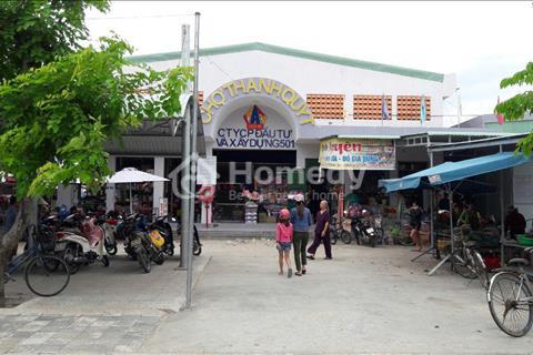 Mở bán khu phố chợ sát Quốc lộ 1A ngay chợ Thanh Quýt chỉ 750 triệu