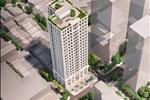 SaiGontel Central Park được quy hoạch trên diện tích gần 20.000m2 gồm 1 tòa tháp chung cư cao 19 tầng, 2 tầng hầm 17 tầng nổi.