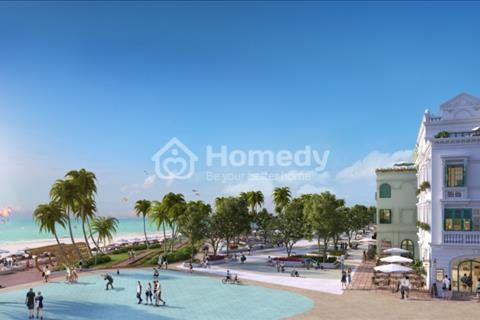 Duy nhất 1 căn Shophouse mặt tiền biển, có hầm riêng, ngay quảng trường biển, giá siêu hot