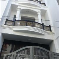 Chính chủ bán nhà ngay mặt tiền Thạnh Xuân 22, 4,3x13m, 1 trệt 3 lầu, sổ hồng riêng từng căn