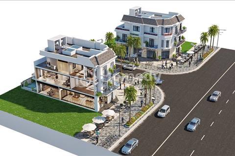 Bán nhà phố thương mại 3 tầng mặt tiền đường 15m, cho thuê 30 triệu/tháng, giá tốt nhất thị trường