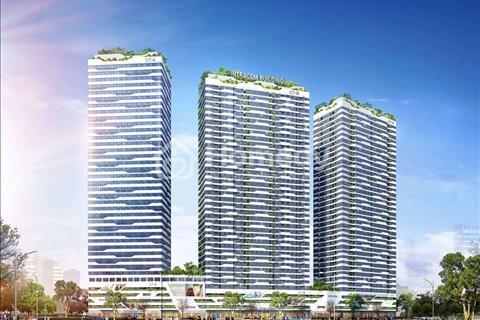 Mở bán đợt 3 dự án Intracom Riverside view cầu Nhật Tân và sông Hồng