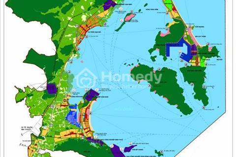 Đất nền ven biển Bắc Vân Phong, Khánh Hòa, giá cực rẻ