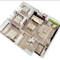 Bán căn hộ cao cấp 3 phòng ngủ tầng 15 chân cầu Vĩnh Tuy