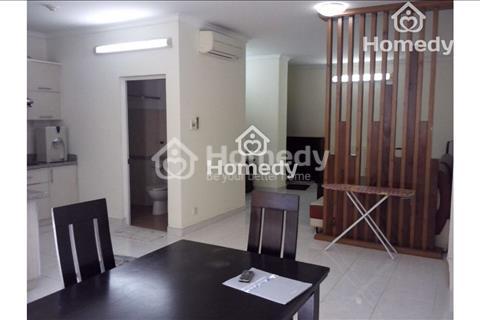 Mình cần cho thuê lại căn hộ Central Garden đường Võ Văn Kiệt, phường Cô Giang, quận 1