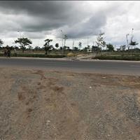 Đất nền mặt tiền đường tỉnh lộ 8, sổ riêng, xây tự do, gần chợ