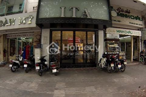 Cho thuê nhà mặt tiền đường Trương Định, phường Bến Thành, quận 1, 4x20m, 1 trệt, 3 lầu