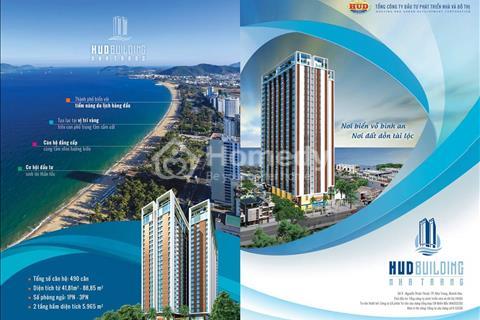 Bán căn hộ HUD Building Nha Trang, trực tiếp F1 chủ đầu tư, cam kết có hàng và đúng giá