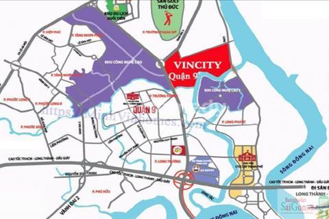 Dự án VinCity Quận 9 của tập đoàn Vingroup dự kiến mở bán cuối tháng 9/2018, hãy nhanh tay giữ chỗ