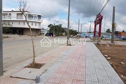 Cần bán nhanh lô đất thổ cư mặt tiền 35m, sổ hồng riêng từng nền, xây dựng ở ngay