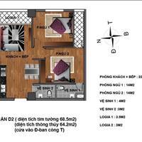 Đơn vị chủ đầu tư bán 20  căn cuối cùng chung cư Hanhud Hoàng Quốc Việt giá chỉ 1.5 tỷ