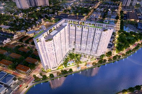Căn hộ chuẩn Singapore – 3 mặt view sông chỉ 330 triệu, sở hữu ngay liền kề chợ đầu mối