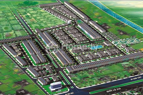 Bán biệt thự, liền kề đất nền dự án thị xã Sơn Tây, sổ đỏ, tiện ích, hạ tầng đầy đủ